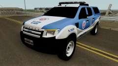 Ford Ranger 2014 - CIPM Serra Dourada pour GTA San Andreas