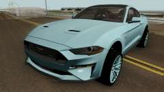 Ford Mustang GT 2018 für GTA San Andreas
