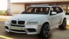 BMW X5M E70 White für GTA San Andreas