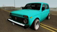 Lada Niva Stanced 1980 pour GTA San Andreas
