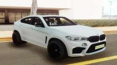BMW X6M Crossover für GTA San Andreas