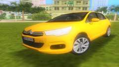 Citroen C4 2012 pour GTA Vice City