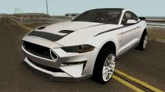 Ford Mustang RTR Spec 3 2018 pour GTA San Andreas