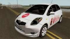 Toyota Yaris Coca-Cola 2008