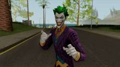 The Joker (Heroic) Skin From Dc Legends pour GTA San Andreas