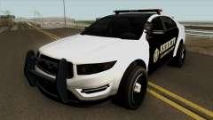Ford Taurus Sheriff (Interceptor style) 2012