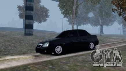 Oper Style Lada 2170 pour GTA 4