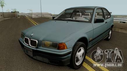 BMW 3-Series e36 Compact 318ti 1995 (US-Spec) für GTA San Andreas