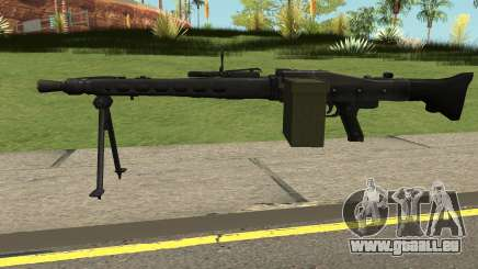 CSO2 MG3 für GTA San Andreas