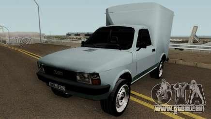 Fiat Fiorino (147) pour GTA San Andreas