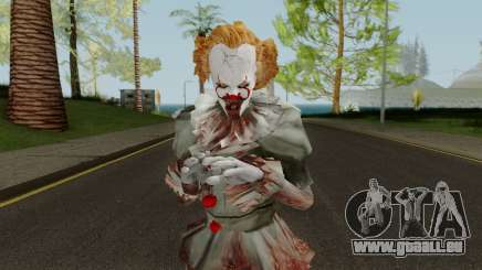 Pennywise WIth Blood pour GTA San Andreas
