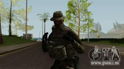 Scout Soldier pour GTA San Andreas