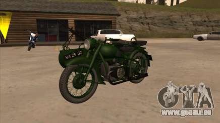 M-72 für GTA San Andreas