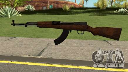 Insurgency SKS Extended pour GTA San Andreas
