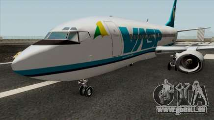 Boeing 737-200 VASP PP-SMA pour GTA San Andreas