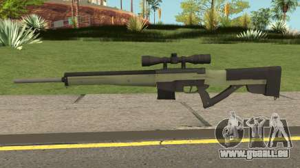Sniper Rifle From SZGH pour GTA San Andreas