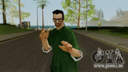 Toni with Big Smoke Body pour GTA San Andreas