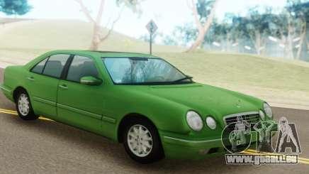 Mercedes-Benz E280 2000-2002 für GTA San Andreas