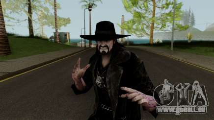 Undertaker (Deadman) from WWE Immortals pour GTA San Andreas