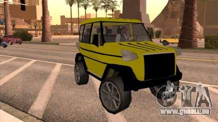Vector pour GTA San Andreas