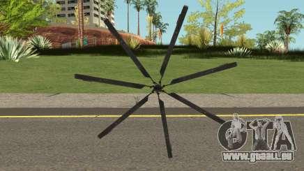 Blackout Sword pour GTA San Andreas