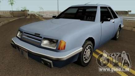 Manana Auto Escola TCGTABR für GTA San Andreas