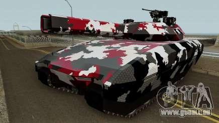 TM-02 Khanjali GTA V Online für GTA San Andreas