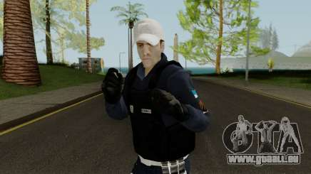 Brazilian Police Skin 2 pour GTA San Andreas