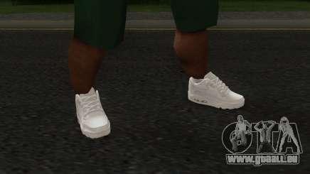 Nike Air Max 90 für GTA San Andreas