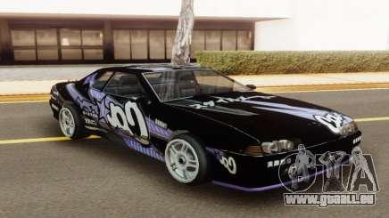 Elegy Lumus LQ für GTA San Andreas