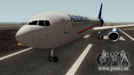 Boeing 767-300 Aeromexico pour GTA San Andreas