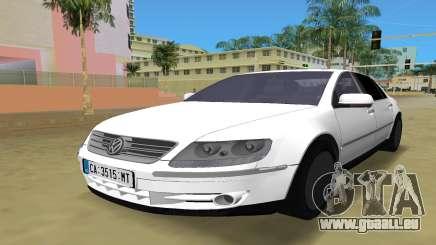 2005 Volkswagen Phaeton für GTA Vice City
