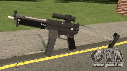 MP5 From SZGH pour GTA San Andreas