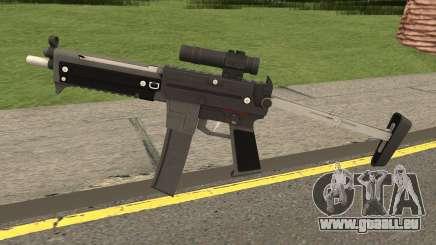 MP5 From SZGH für GTA San Andreas