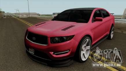 Ford Taurus (Interceptor style) 2012 für GTA San Andreas