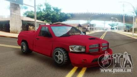 Dodge RAM SRT-10 Pickup für GTA San Andreas