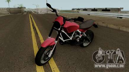 Pegassi Esskey GTA V High Quality pour GTA San Andreas