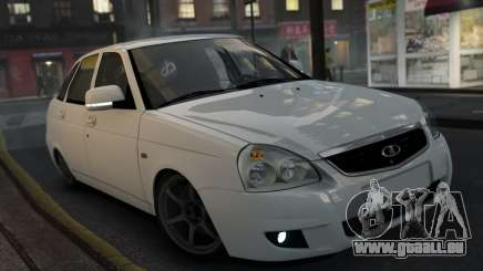 Lada Priora Sound Tuning pour GTA 4
