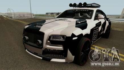 Jon Olsson Rolls Royce Wraith pour GTA San Andreas