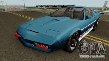 Ruiner 2000 GTA V (v1) pour GTA San Andreas