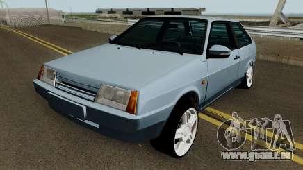 VAZ 2108 AzeLow Style pour GTA San Andreas
