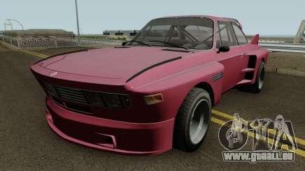 Ubermacht Zion Classic LM GTA V für GTA San Andreas