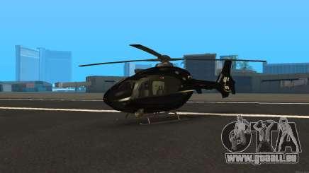 EC-135 ungarischen Pack für GTA San Andreas