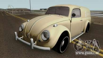Volkswagen Beetle Van pour GTA San Andreas