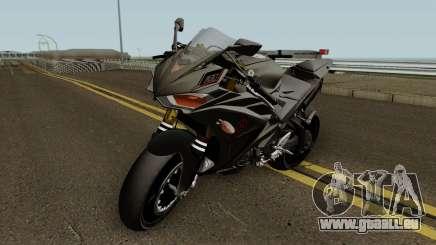 Yamaha YZF R3 (R1 Mixed) pour GTA San Andreas