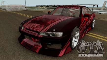 Nissan Silvia S14 Drift X 1998 pour GTA San Andreas