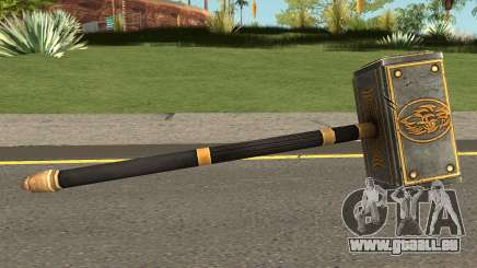 Triple H Sledgehammer from WWE Immortals pour GTA San Andreas