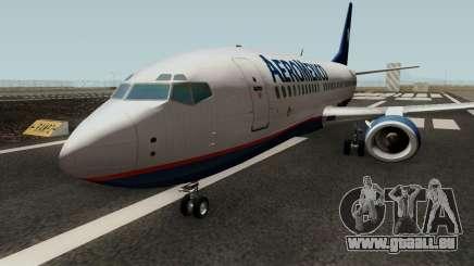Boeing 737-300 Aeromexico pour GTA San Andreas