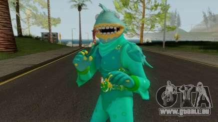 Fortnite Moisty Merman Skin pour GTA San Andreas