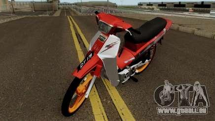 Yamaha SS110 Fiz pour GTA San Andreas